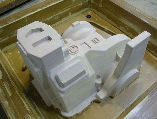 модельная оснастка из пластика