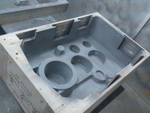 металлическая модельная оснастка